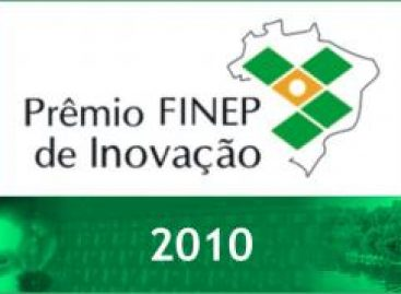Prorrogadas as inscrições para o Prêmio Finep 2010
