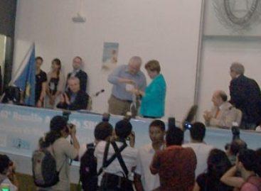 SBPC E ABC apresentam Carta de Intenções à candidata à Presidência, Dilma Rousseff