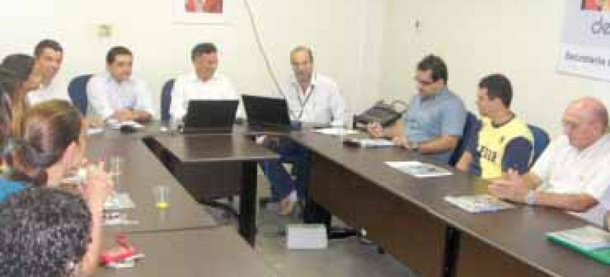 Bolsistas da Fapema reforçarão equipe da Sinc