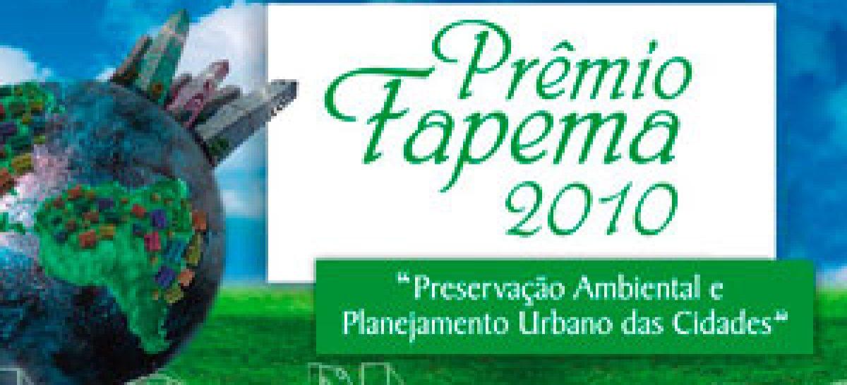 Aberto edital do Prêmio FAPEMA 2010