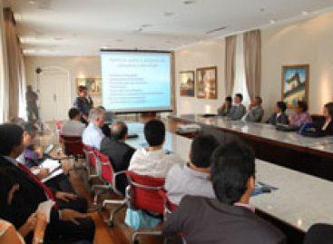 Fapema expõe ações em reunião do Conselho Gestor