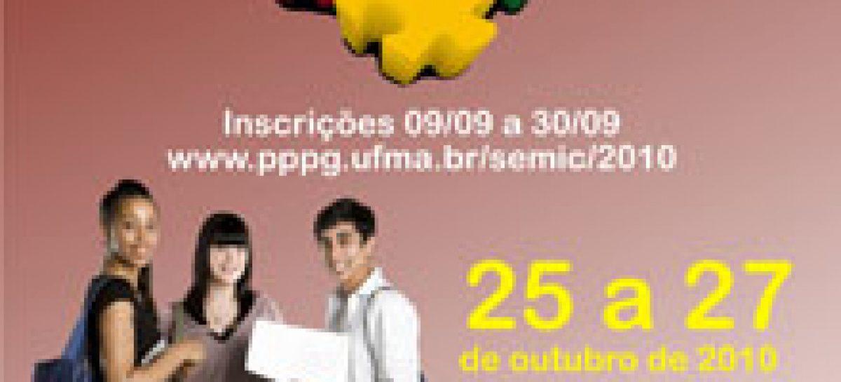 SEMIC 2010: Inscrições para o XXII SEMIC estão abertas