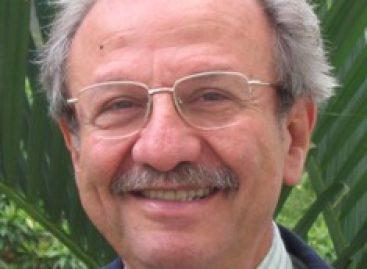 Matemático Jacob Palis ganha o Prêmio Balzan