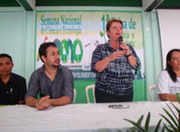Fapema apoia 1ª Feira de Ciências e Tecnologia em São José de Ribamar