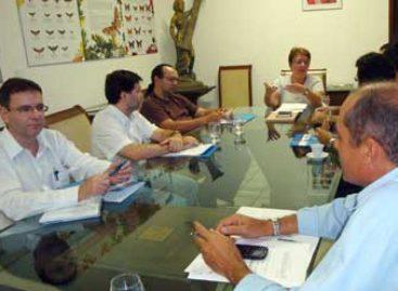 Fapema e universidades do Maranhão discutem convênio com instituto da França