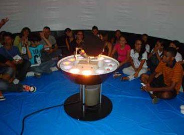 Planetário é atração da I Mostra Cientifica do Maranhão promovida pela Fapema