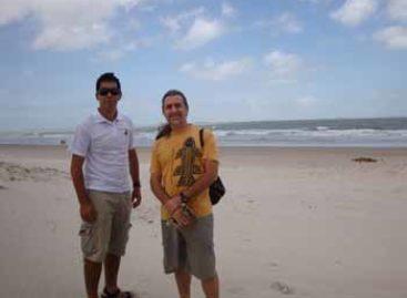 Professor da Venezuela fala sobre bioinvasão a estudantes da UFMA e da UEMA