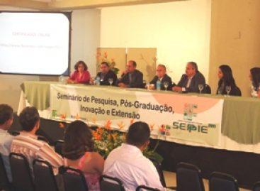 II Seminário de Pesquisa, Pós-Graduação, Inovação e Extensão discute inclusão
