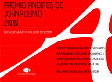 Prêmio Andifes de Jornalismo 2010