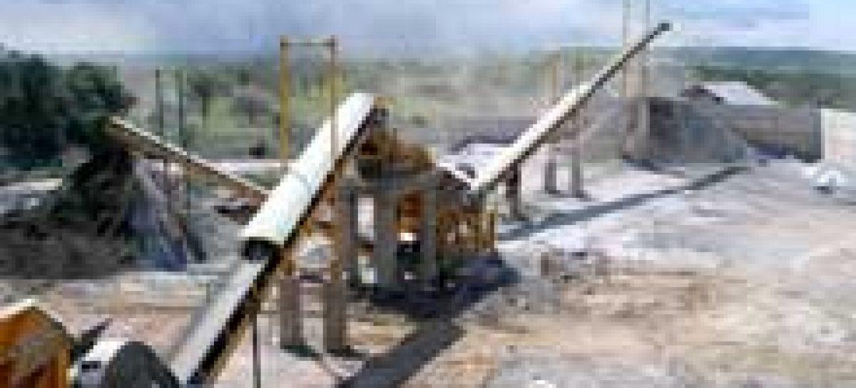 Setor mineral será contemplado com R$ 6,8 milhões