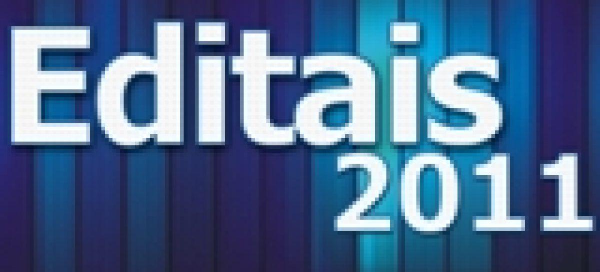 Atenção: inscrições para os editais Prêmio FAPEMA 2011 e AGERP somente até esta sexta, 02