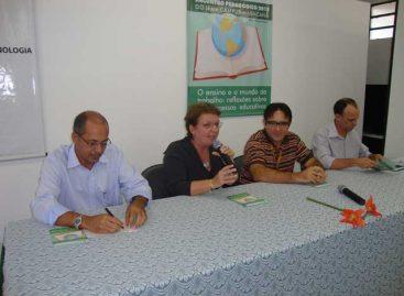 Presidente da Fapema discute pesquisa e extensão no IFMA – Campus Maracanã