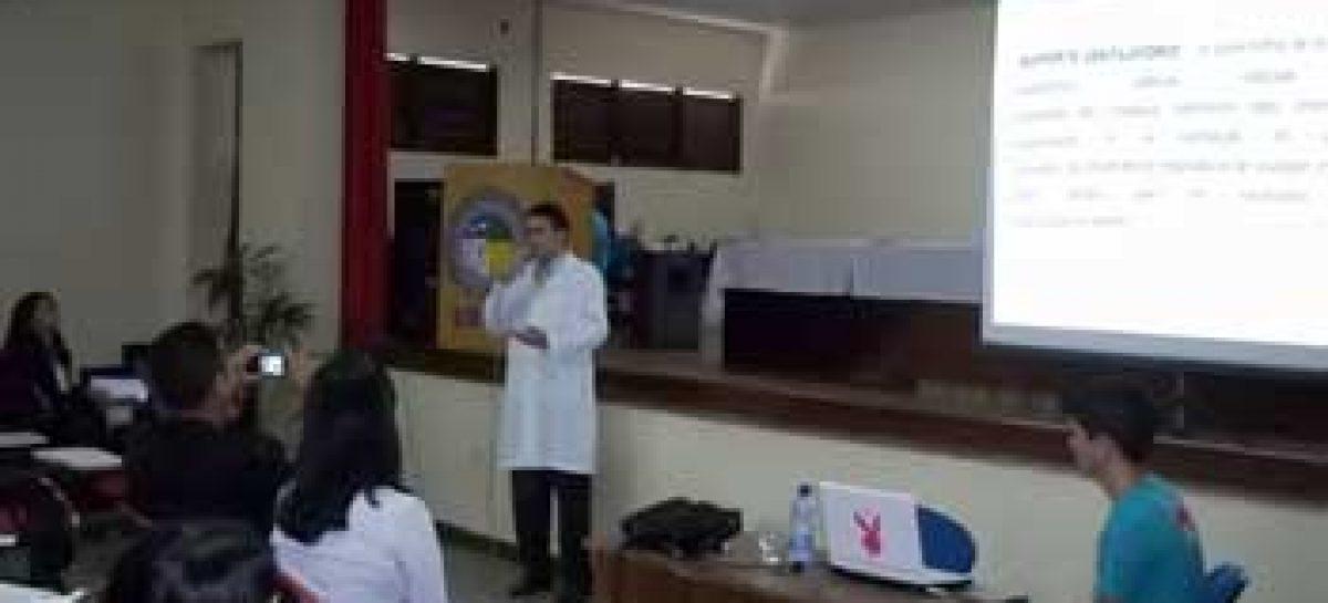 I Jornada de Cuidados Intensivos em Caxias/MA
