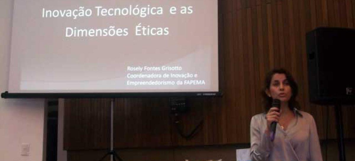 FAPEMA discute inovação em saúde e ética na Semana de Enfermagem