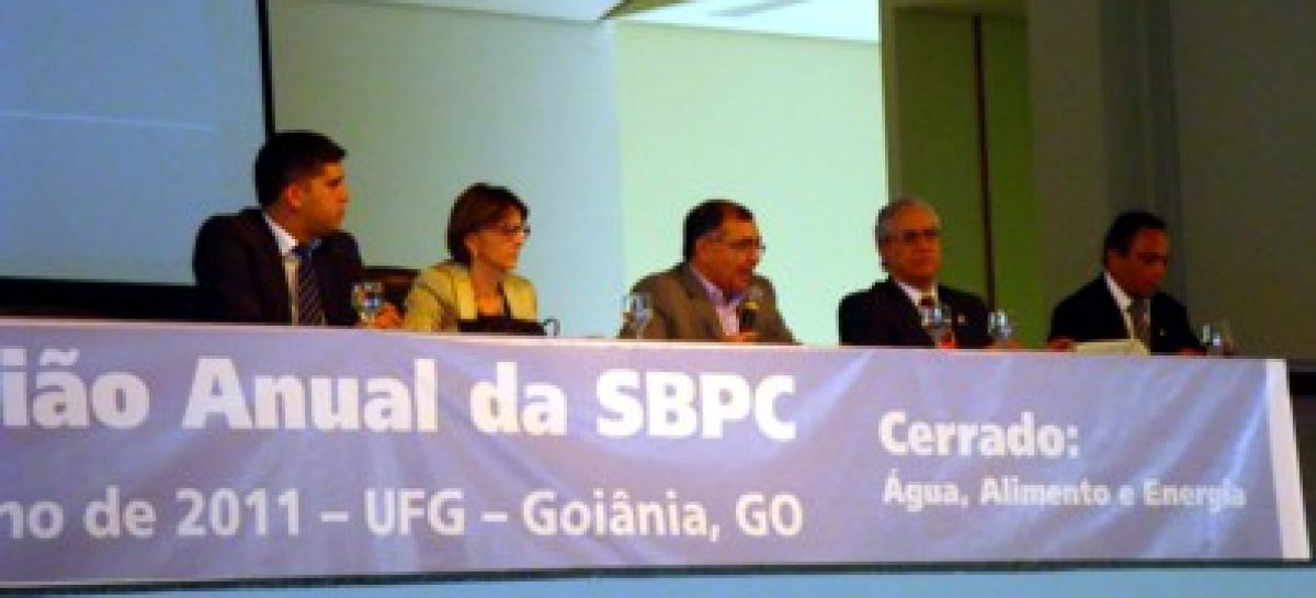 Arcabouço legal na área da C,T&I é tema de debate na SBPC