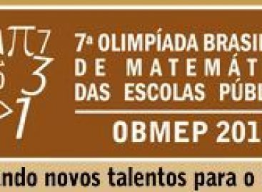 Maranhão na Olimpíada Brasileira de Matemática