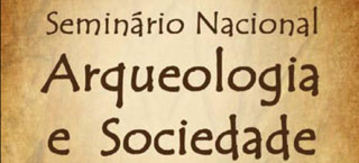 Seminário Nacional Arqueologia e Sociedade