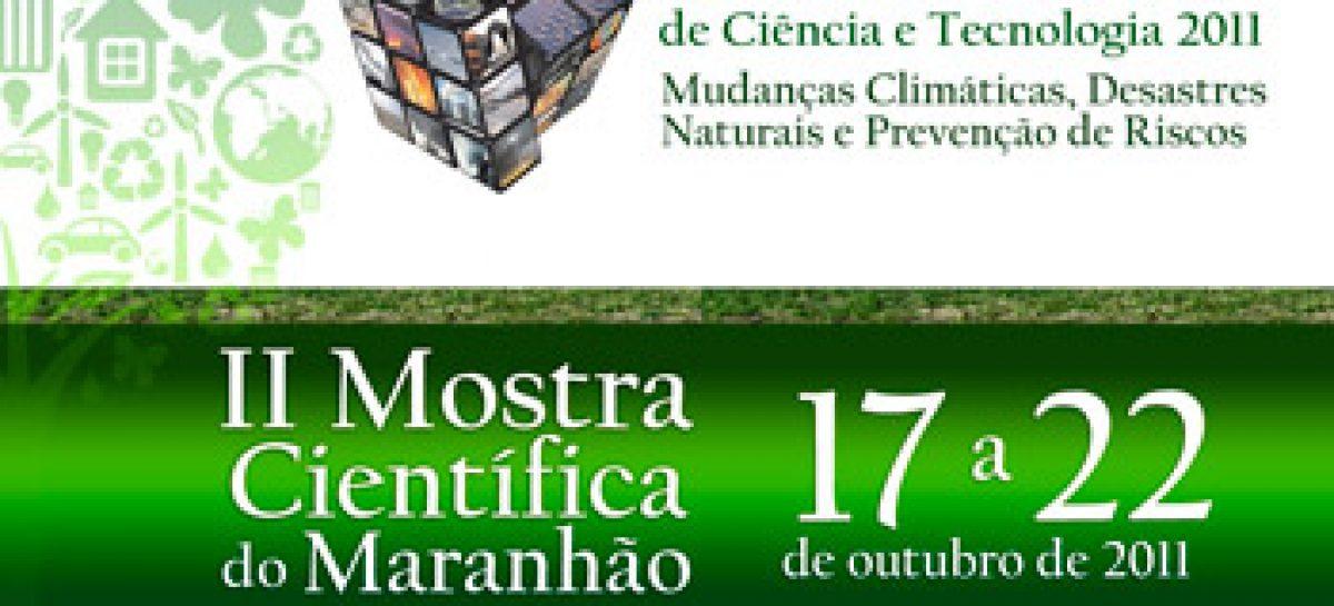 Governo do Maranhão lançará nesta terça (20) Semana Nacional de Ciência e Tecnologia