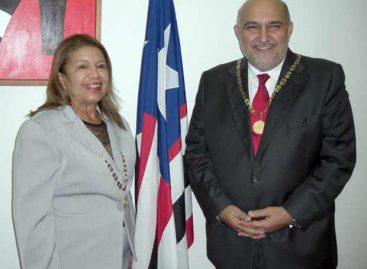 Joaquim Haickel toma posse no Instituto Histórico e Geográfico do Maranhão