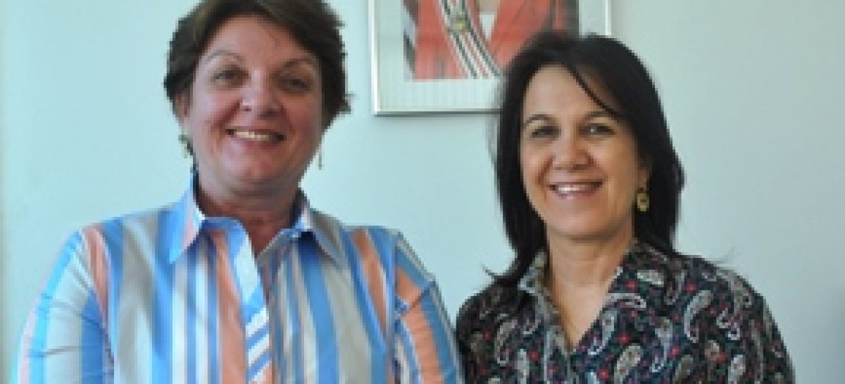 Secretária de Ciência e Tecnologia visita sede da FAPEMA