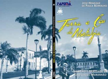 Obra apoiada pela FAPEMA será lançada na Feira do Livro