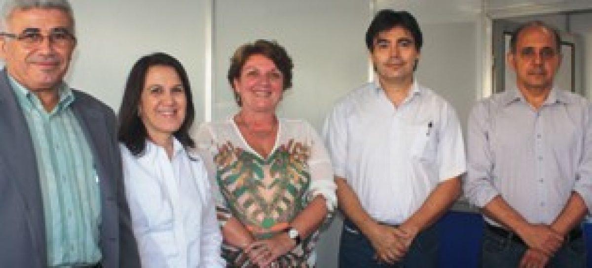 SECTEC, FAPEMA e EMBRAPA discutem projeto de cooperação tecnológica