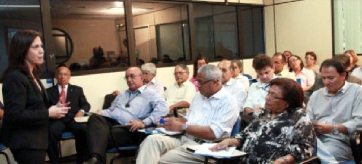 SECTEC apresenta Plano de Ação 2012/2015