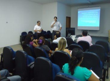 Pesquisador mexicano e professor da USP dão palestra no Campus de Chapadinha
