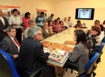 Governo e UFMA discutem realização da SBPC em São Luís