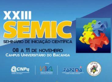 FAPEMA e SECTEC apóiam XXIII Seminário de Iniciação Cientifica da UFMA