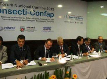 Cooperação internacional pauta debates do fórum de C&T e FAPs