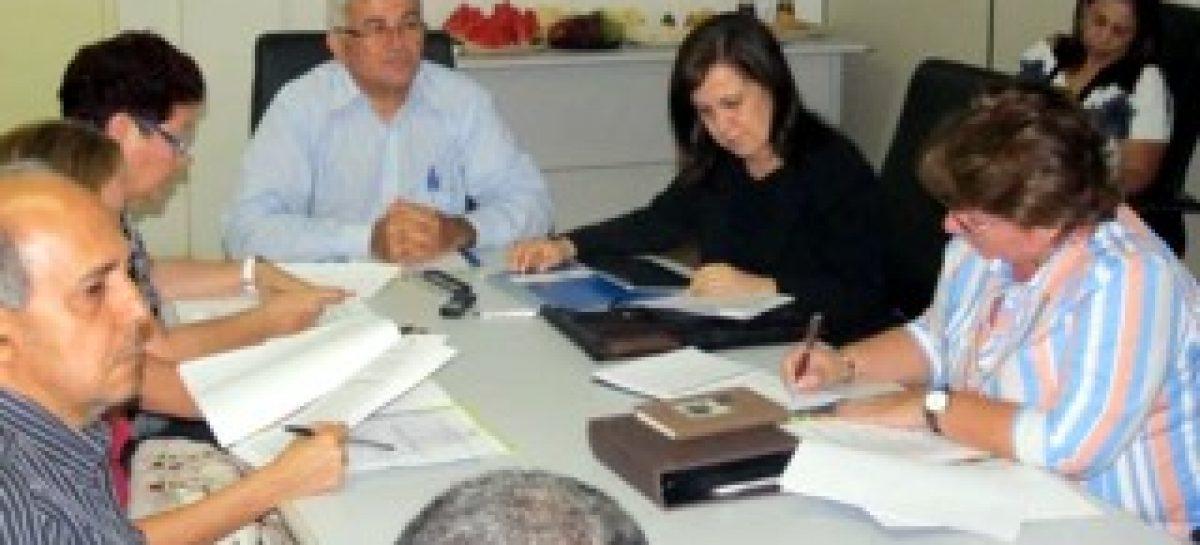 Sectec e FAPEMA participam de reunião na Embrapa