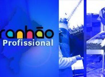 Prazo para inscrição no edital Projeto Maranhão Profissional termina na sexta-feira, 03