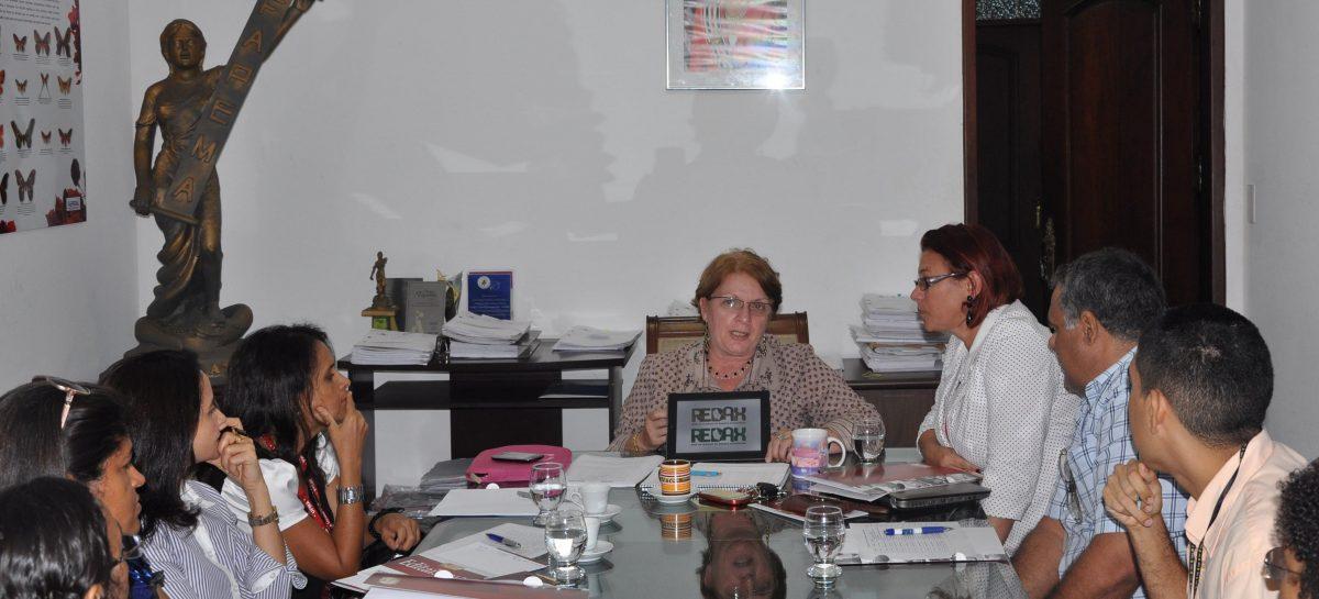 FAPEMA promove reunião de aproximação entre pesquisadores da Rede da Baixada Maranhense