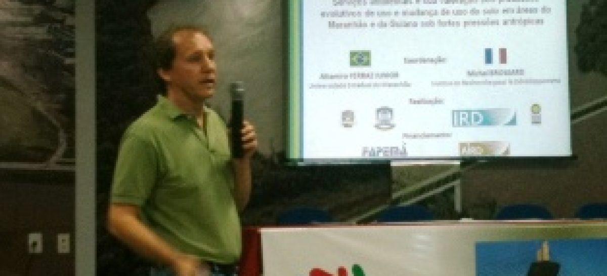 Projeto aprovado no edital de cooperação FAPEMA/AIRD é apresentado em Macapá