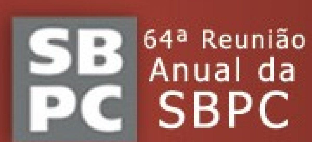 Edital SBPC: FAPEMA apoiará participação de estudantes e pesquisadores na 64ª SBPC