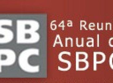 Confira o resultado do edital de Apoio a Participação na SBPC