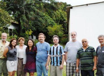 Pesquisadores visitam acervo da Coleção Zoológica do Maranhão, em Caxias