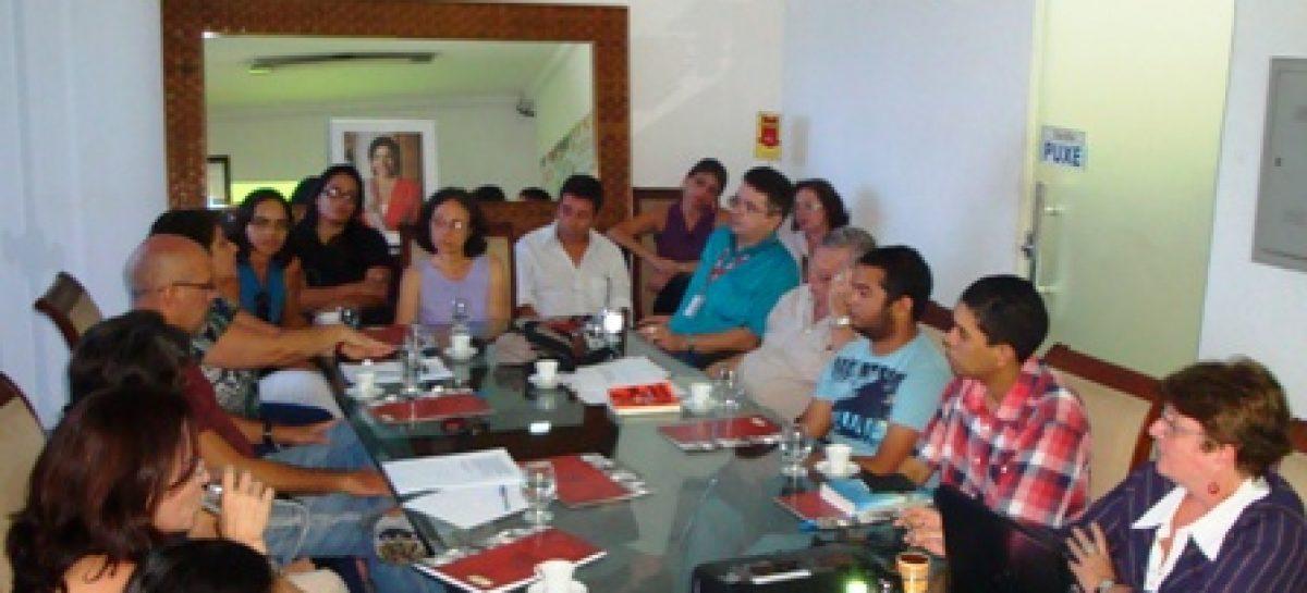 FAPEMA discute com o CRIA o Sistema de Informação sobre a Biodiversidade do Maranhão