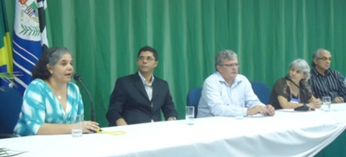 Diretora Científica da FAPEMA participa de reunião Regional da SBPC em Chapadinha