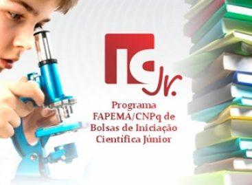 SEMIC Jr da FAPEMA integrará programação da SBPC Jovem