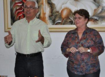 Servidores da FAPEMA recebem novo presidente e se despedem de Rosane Guerra