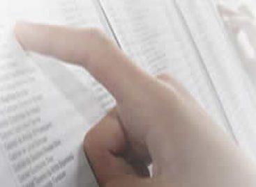 Divulgado resultado do edital para concessão de bolsas de doutorado fora do Estado