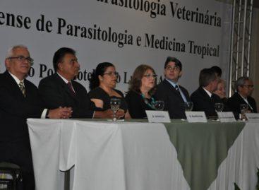 Aberto XVII Congresso Brasileiro de Parasitologia Veterinária