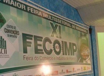 Fecoimp será aberta nesta quarta-feira com a participação do governo