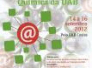 1ª Jornada de Licenciatura em Química da UAB começa sexta, 14