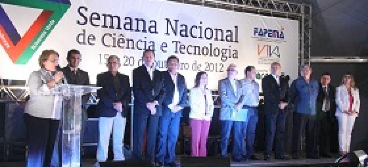 Aberta Semana Nacional de Ciência e Tecnologia no Maranhão