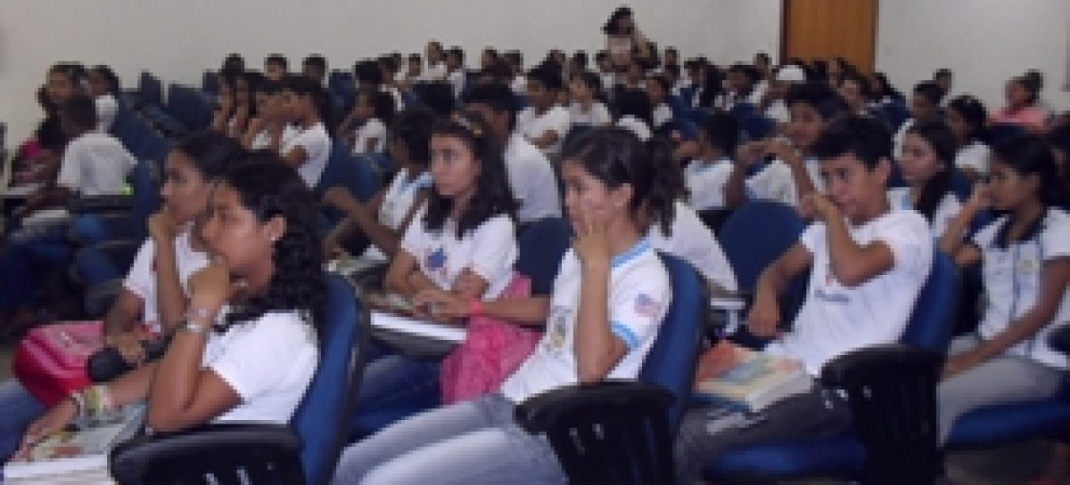 Estudantes de Chapadinha e região participam da SNCT