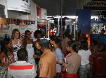 Atividades que promovem reciclagem de produtos recebem atenção do público na SNCT