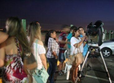 Ufma promove olhares curiosos sobre ciência astronômica durante SNCT